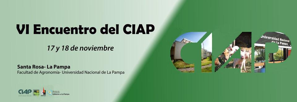 Slider 6to encuentro CIAP